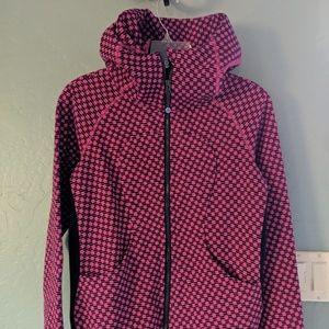 Lululemon radiant hoodie jacket